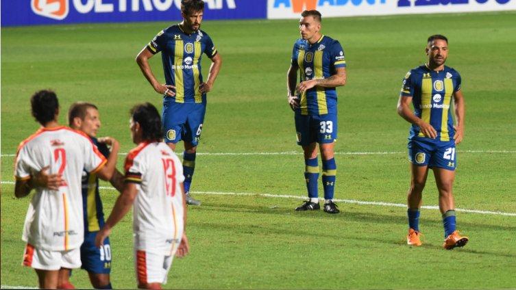 Boca Unidos aplastó a Central, por la Copa Argentina, en San Nicolás