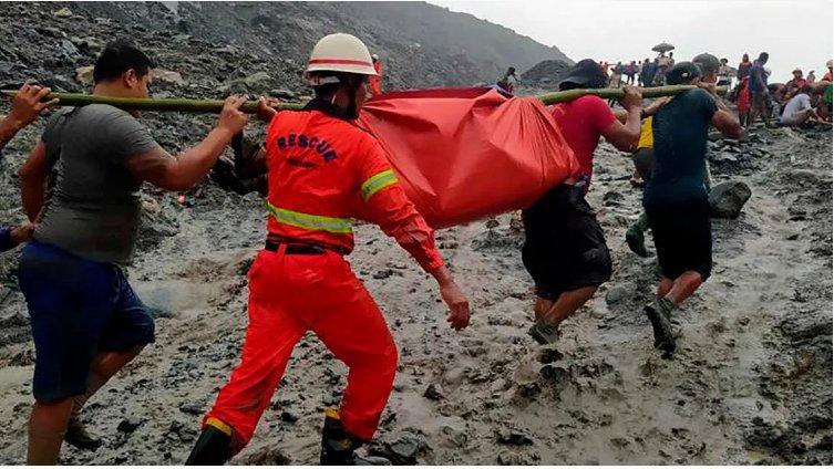 Afganistán: mueren al menos 14 personas al producirse una avalancha en mina de oro